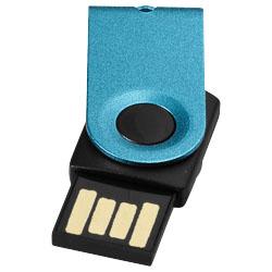 Mini USB paměť modrá