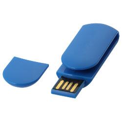 Clip USB modrá