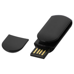 Clip USB černá
