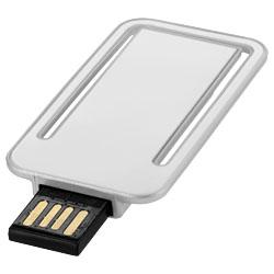 Clipon USB bílá