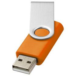 Základní USB rotační světle oranžová