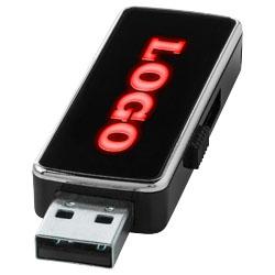 Světlo UP USB červená