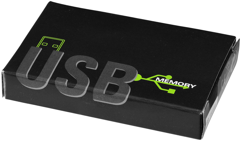 Slim Card USB 2 or 4GB, white