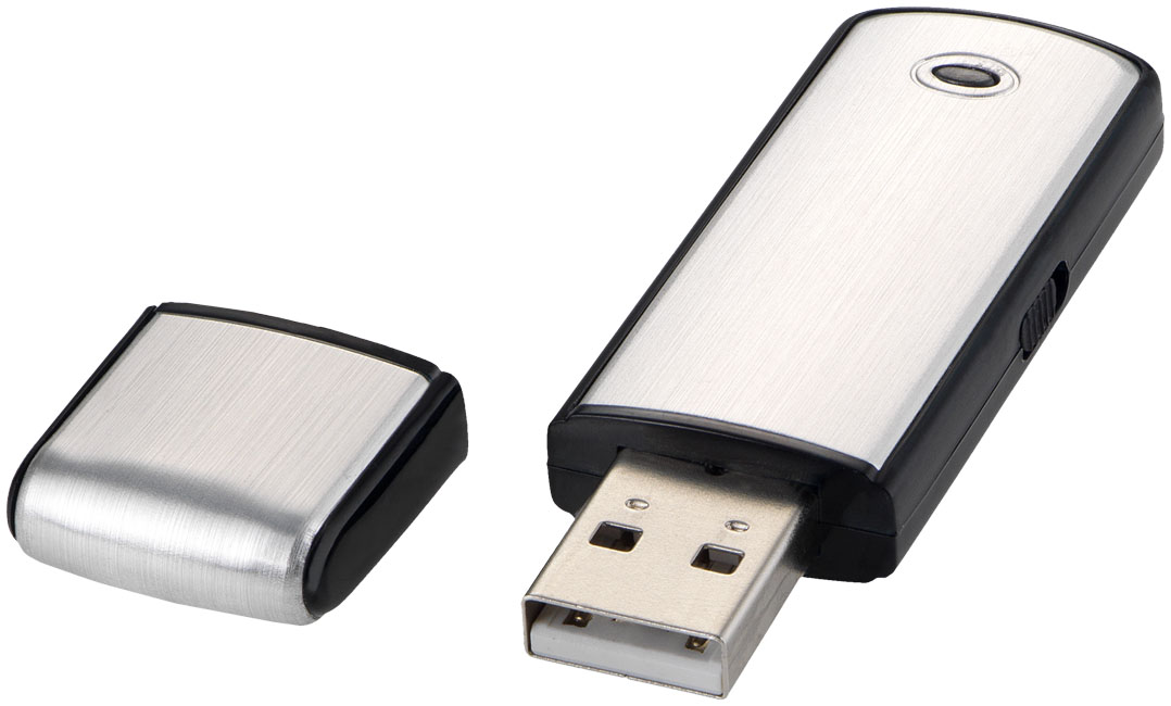 USB Square, 2GB or 4GB